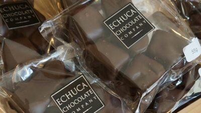 Echuca Chocolate Co packs
