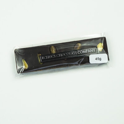 Dark Chocolate Pistachio bar 45g