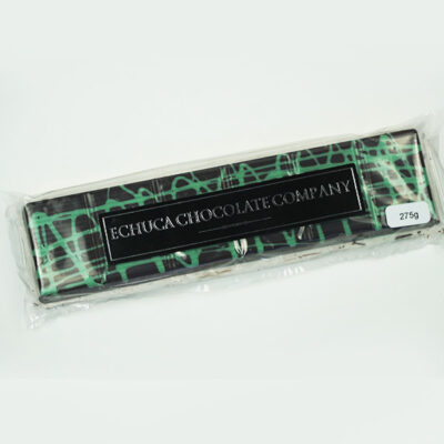 Peppermint & Dark Chocolate bar 275g